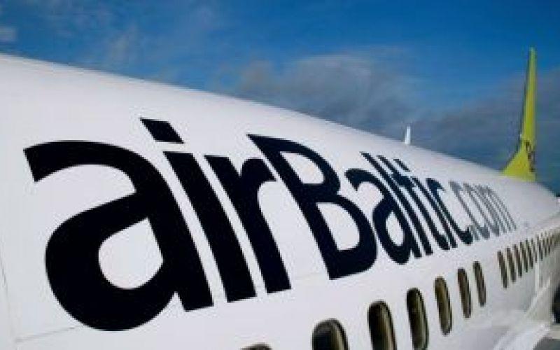 Авиакомпания airBaltic начнет обучать пилотов в аэропорту Лиепаи