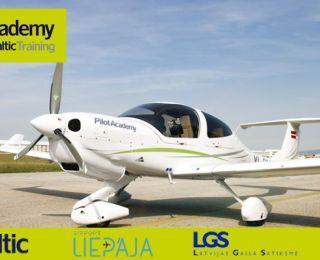 PILOT ACADEMY OPEN DOORS AT LIEPAJA INTERNATIONAL AIRPORT
