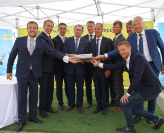 AIRBALTIC TRAINING PILOT ACADEMY TO BUILD NEW AIRCRAFT HANGAR IN LIEPAJA