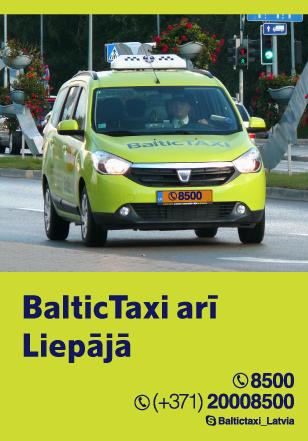 Baltic taxi